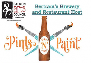 Pints and Paint Night @ Bertram's Brewery