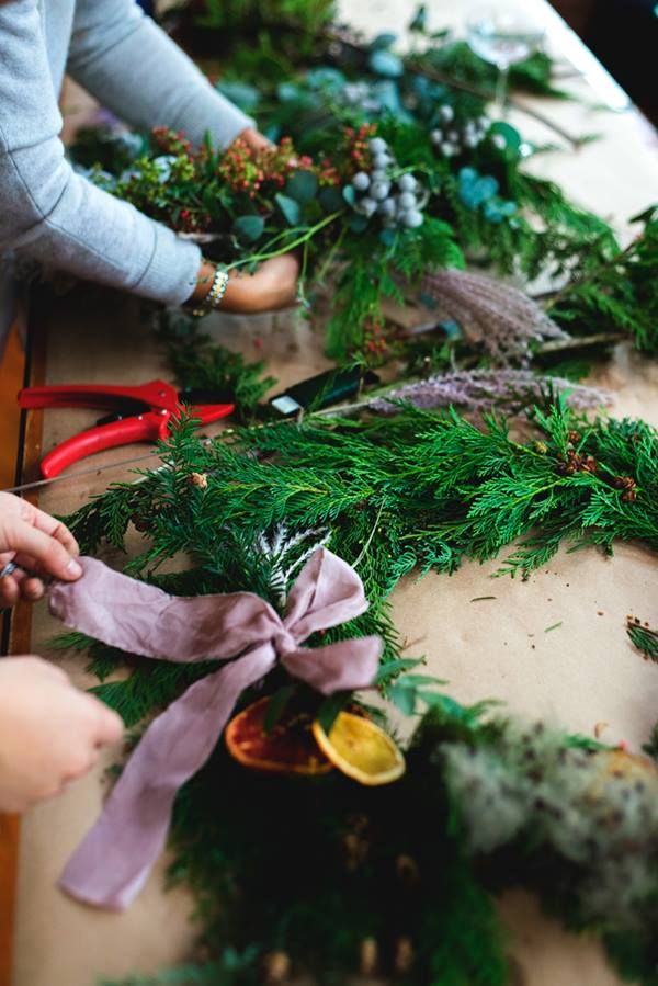 Wreath Workshop @ Sacajawea Interpretive Center