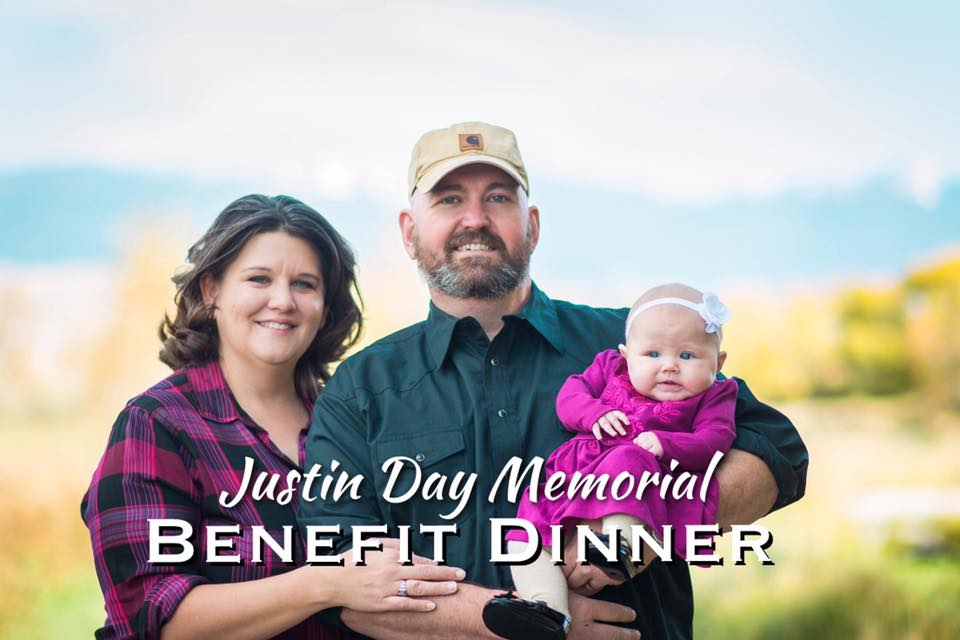 Pasta with a Purpose - Benefit for the Family of Justin Day @ Elks Lodge