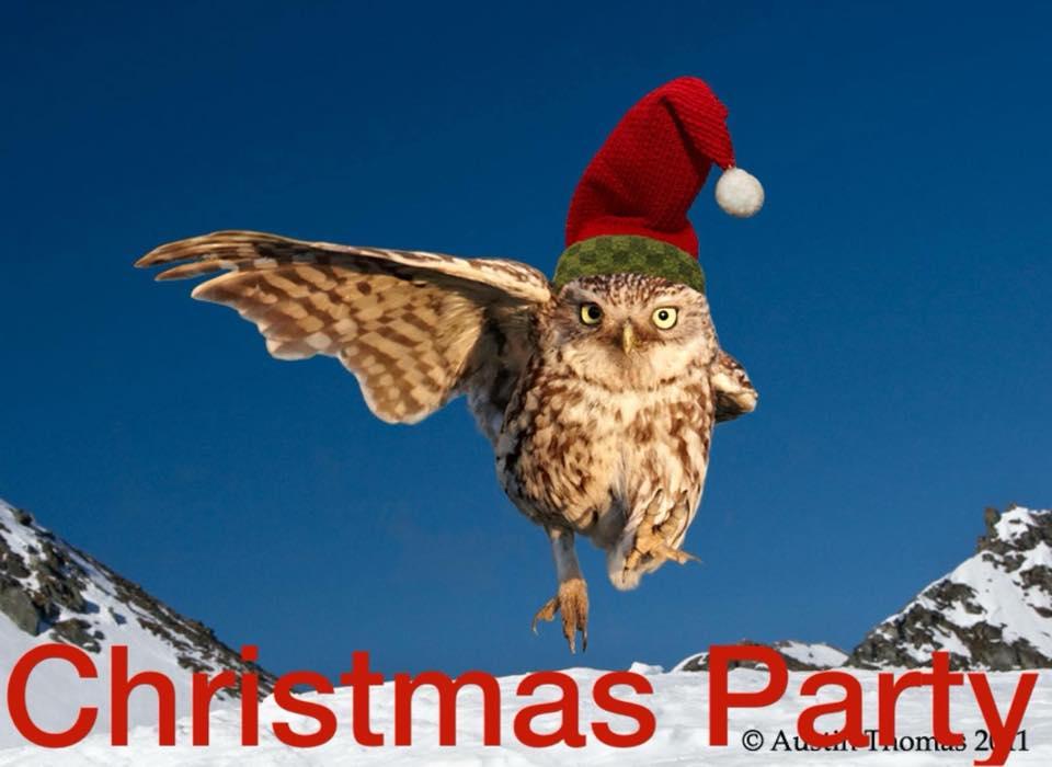 Owl Club Annual Christmas party @ Owl Club
