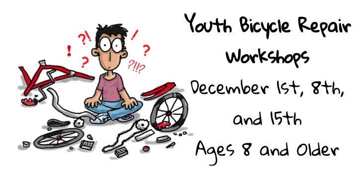 Youth Bicycle Repair Workshops
