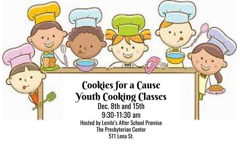Youth Cooking Class @ The Presbyterian Center